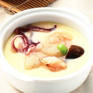 海鮮蒸蛋(1)