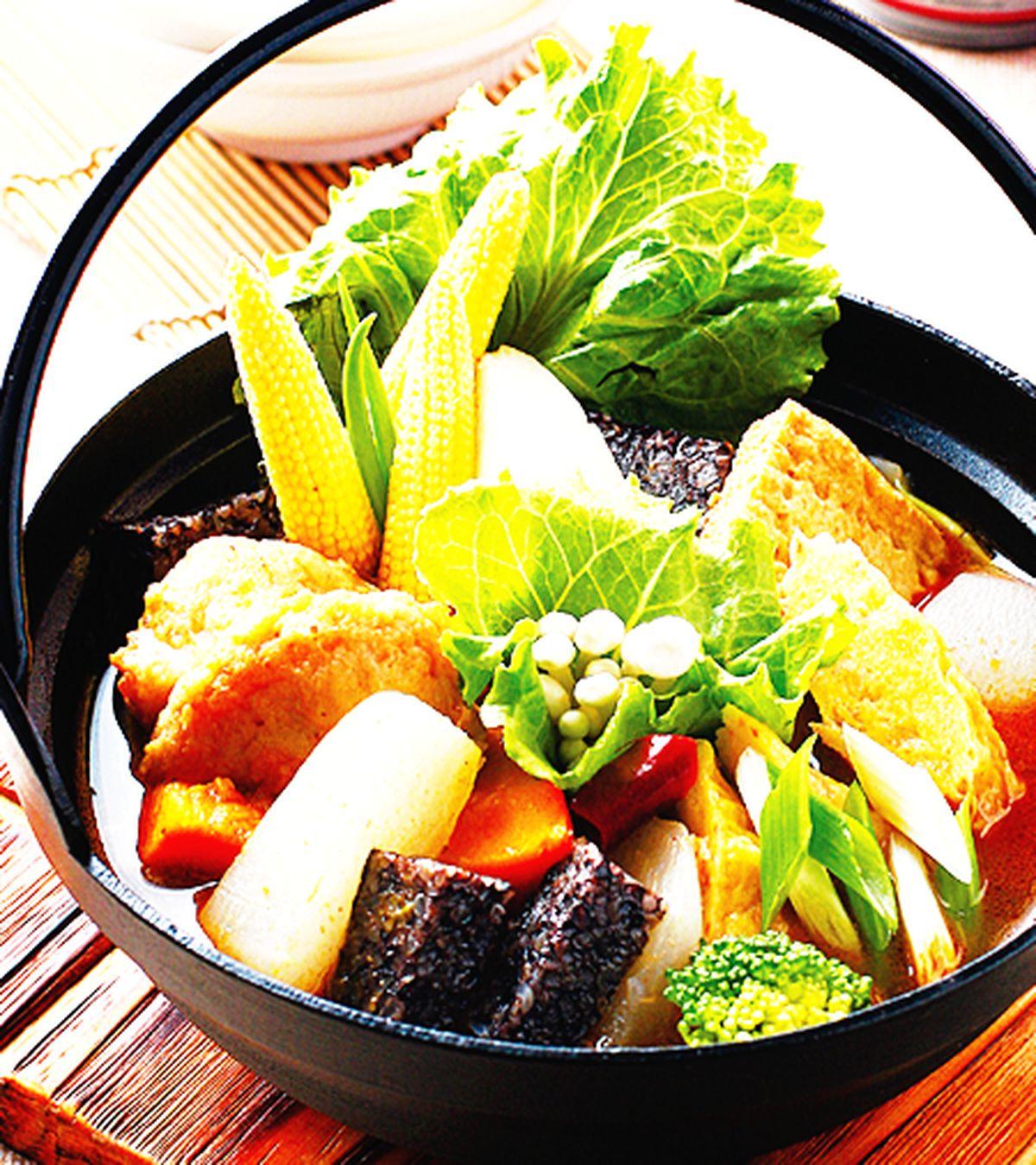 食譜:麻辣火鍋(2)