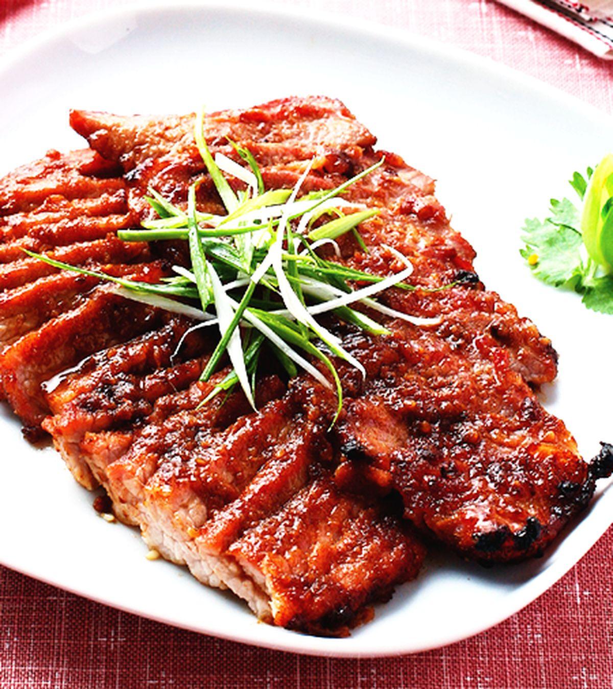 食譜:香烤邊肉