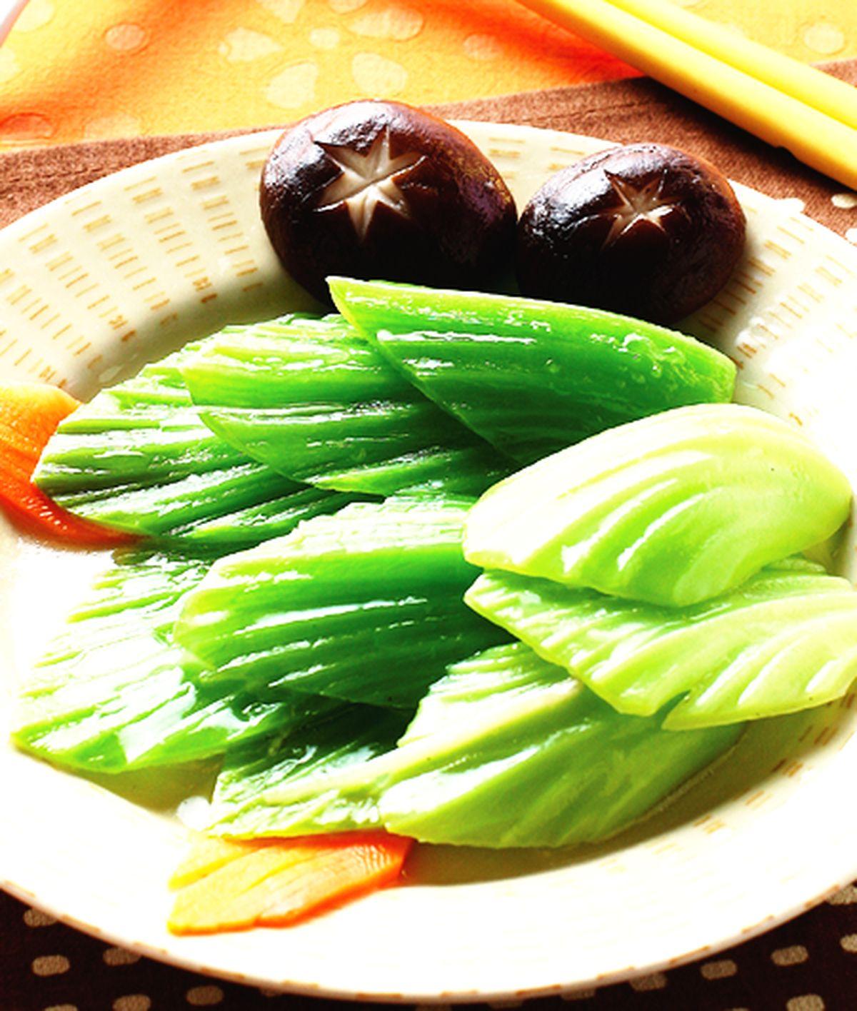 食譜:鮮燜芥菜