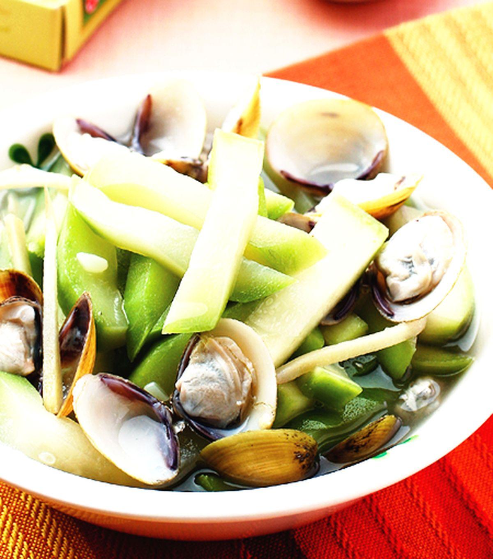 食譜:蒲瓜蛤蜊