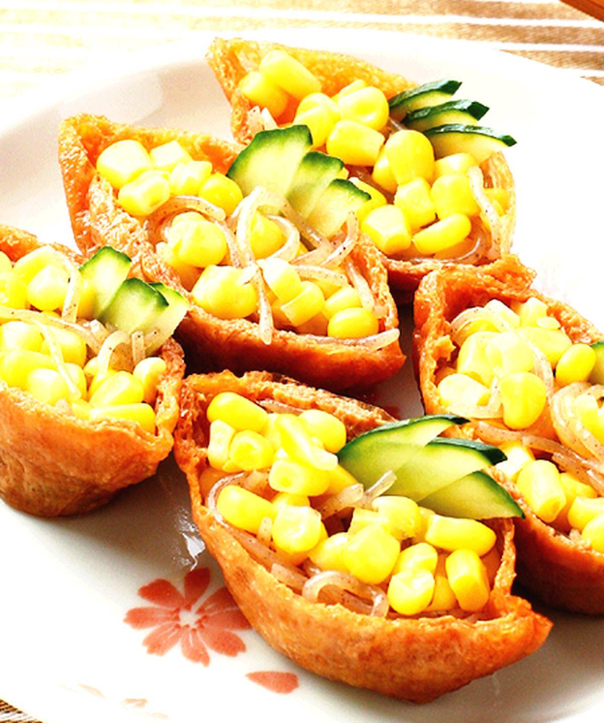 食譜:玉米稻禾