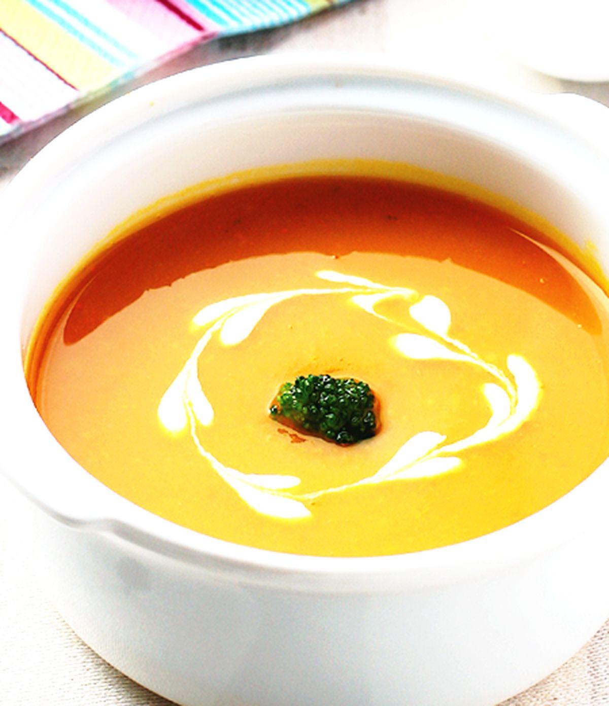 食譜:洋芋南瓜湯