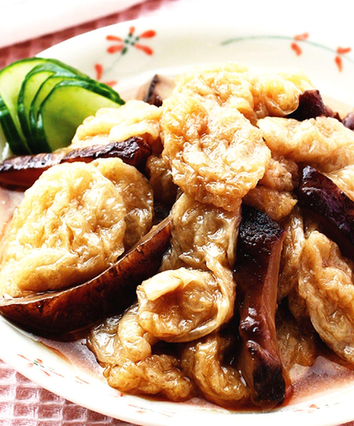 食譜:香菇麵筋