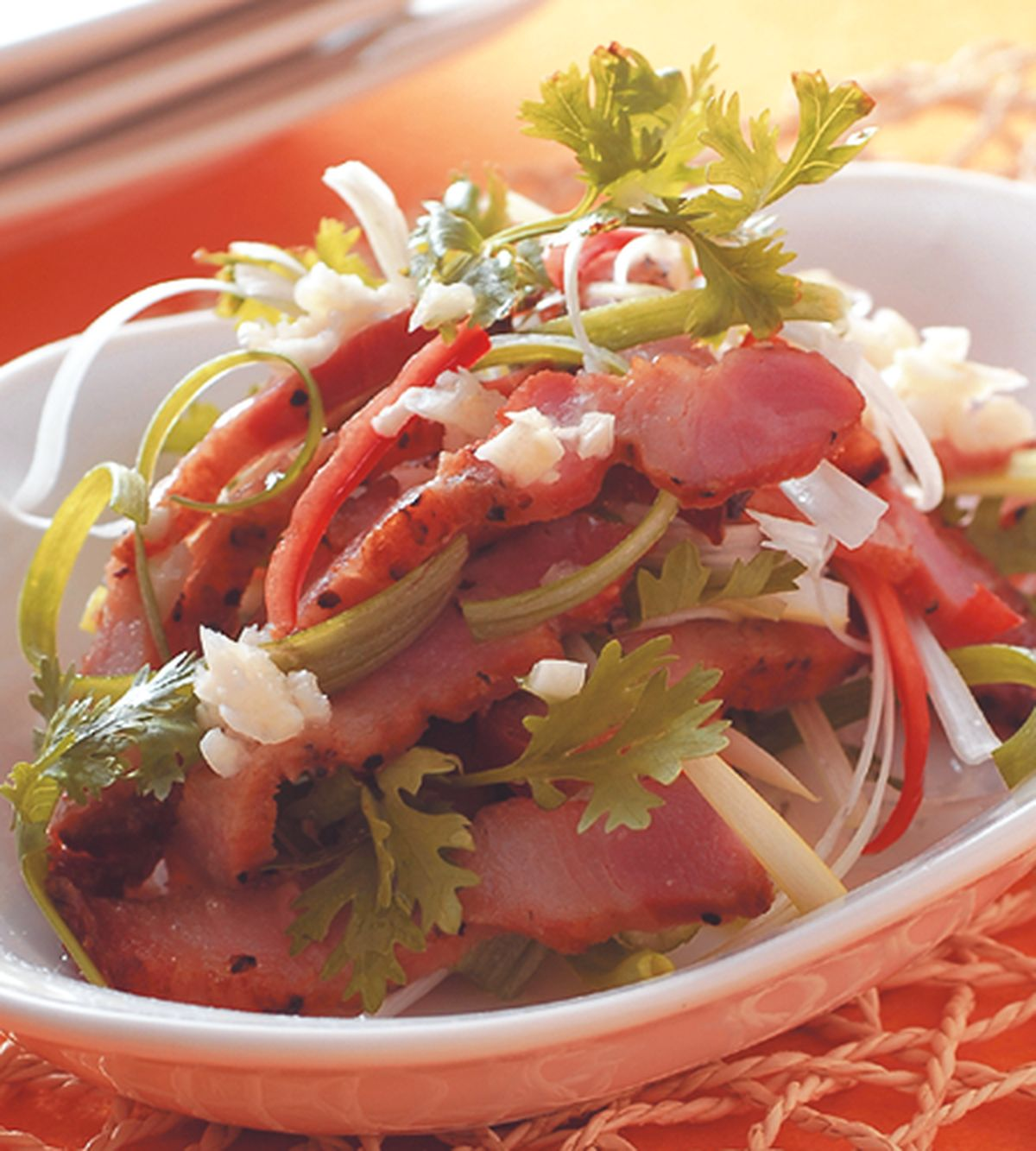 食譜:醋汁鹹豬肉
