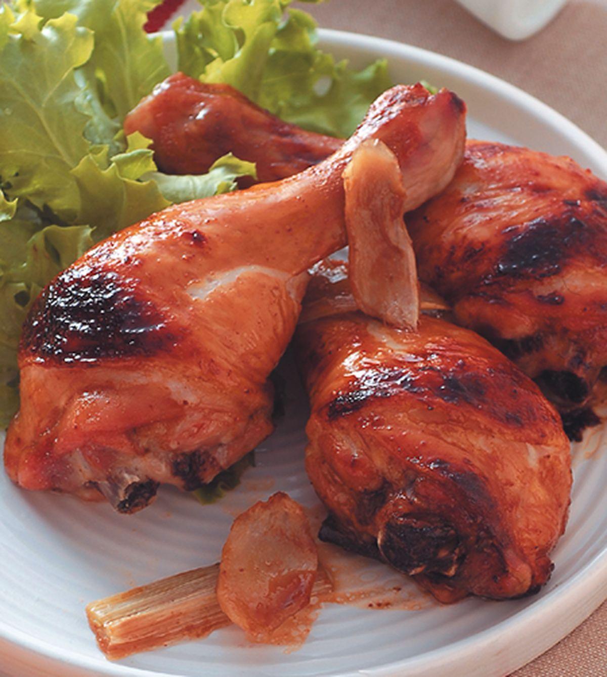食譜:田園烤雞腿