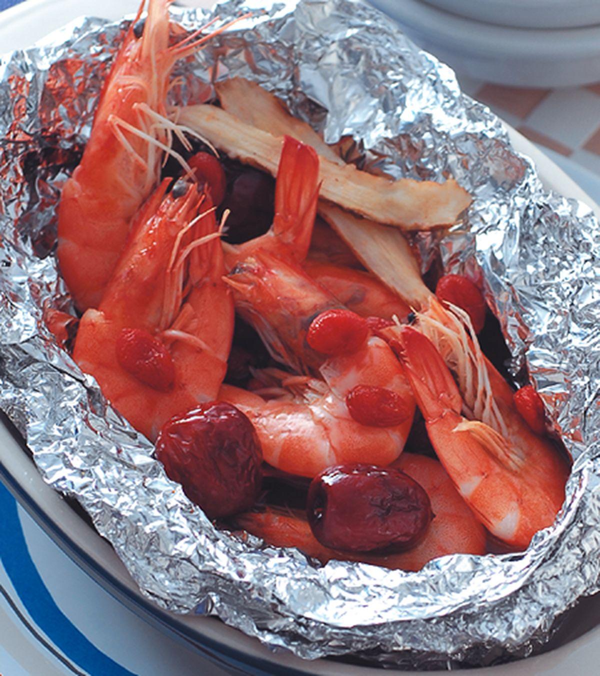 食譜:燒酒蝦(3)