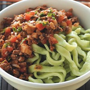 蕃茄牛肉麵(1)