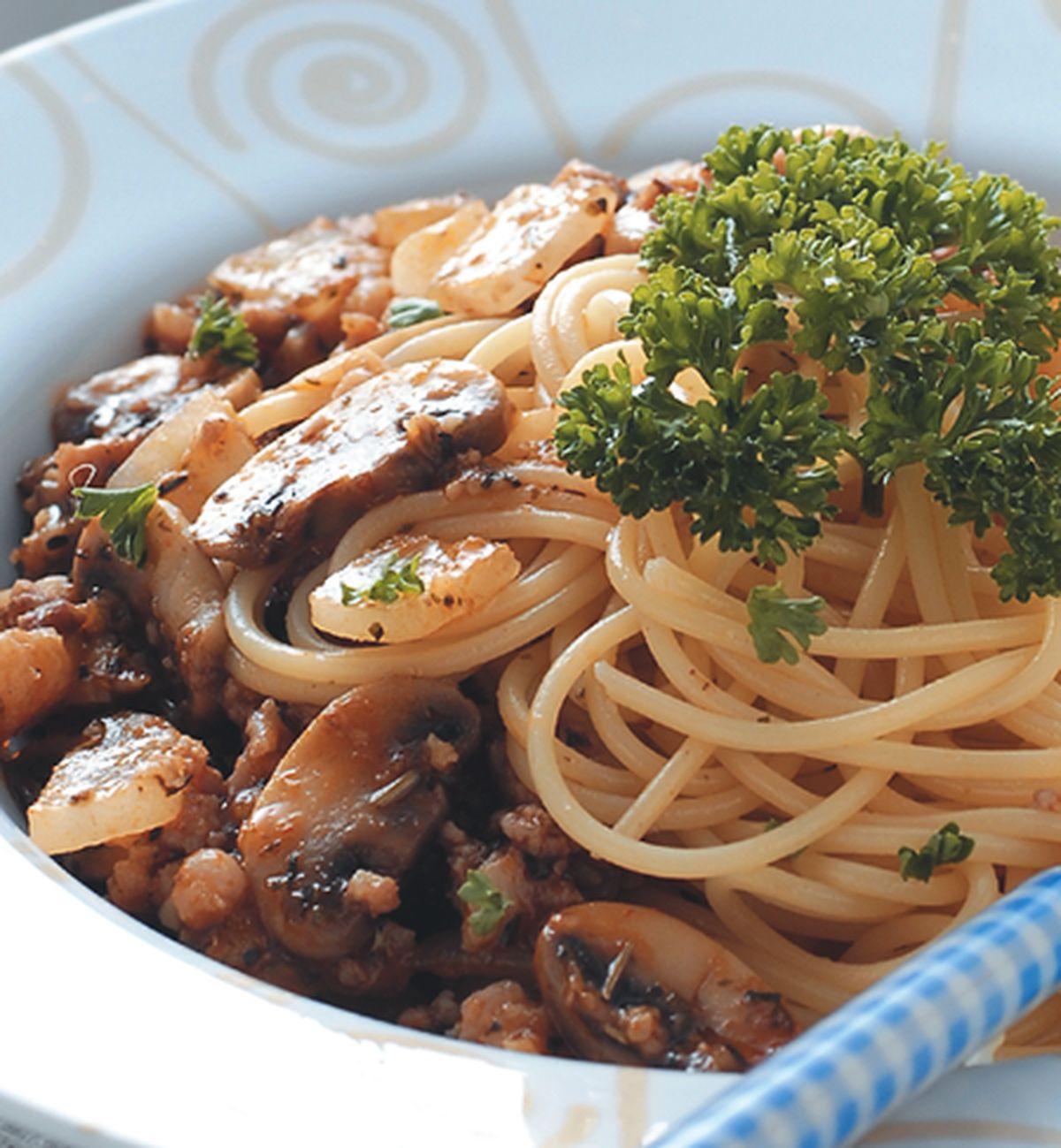 食譜:義大利肉醬麵(2)