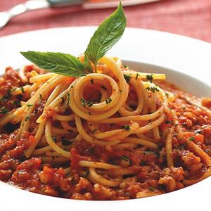 肉醬義大利麵(1)