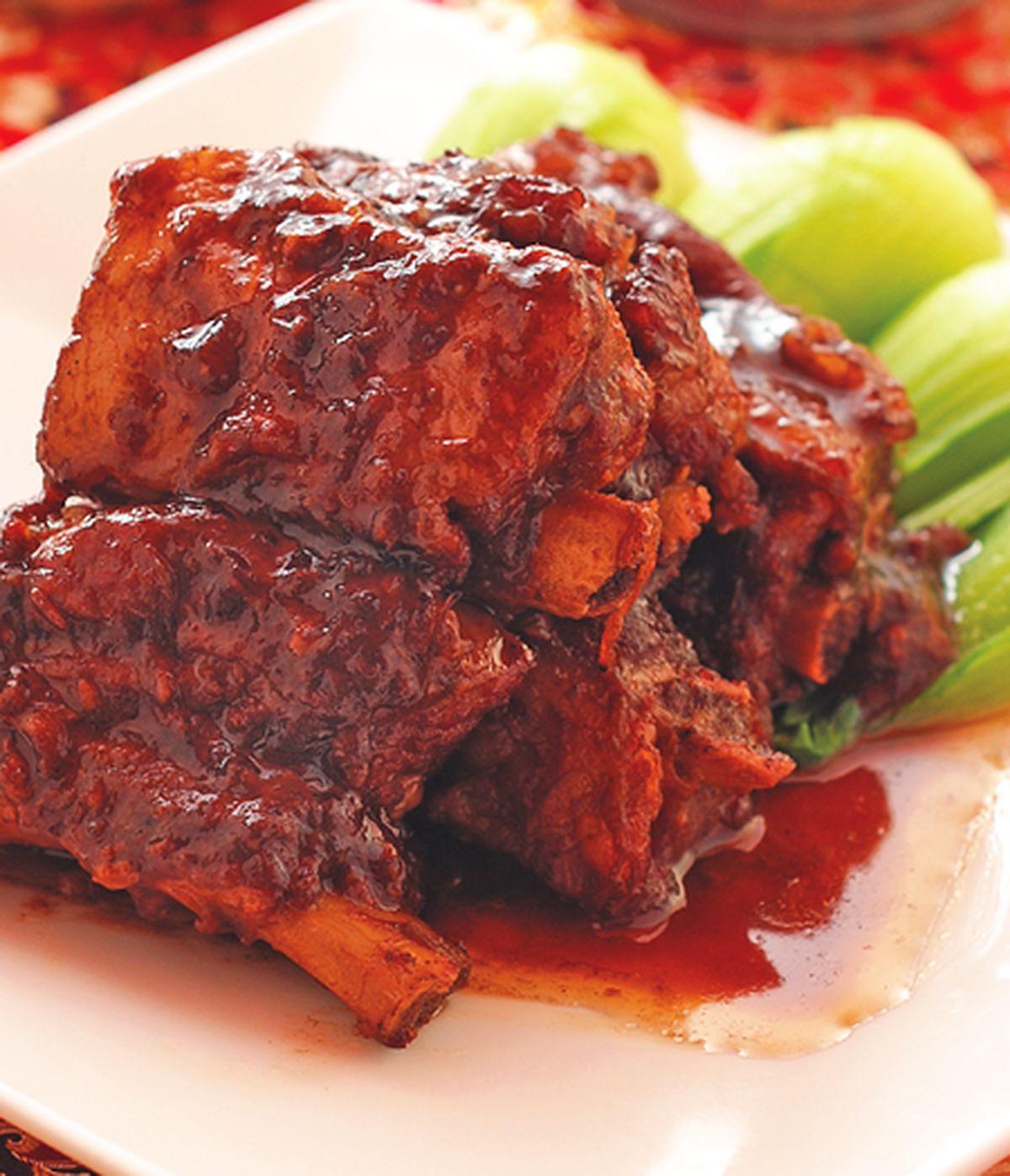 食譜:醬燒排骨