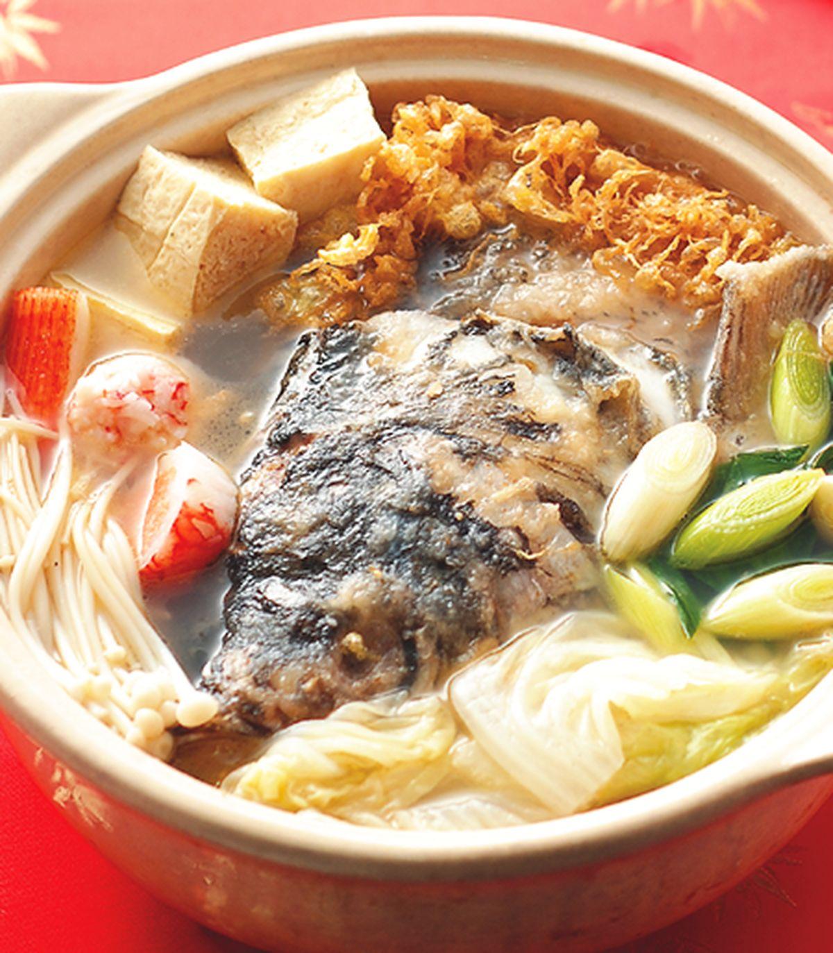 食譜:砂鍋魚頭(5)