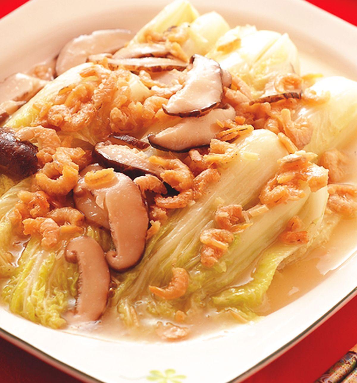 食譜:開陽白菜(5)