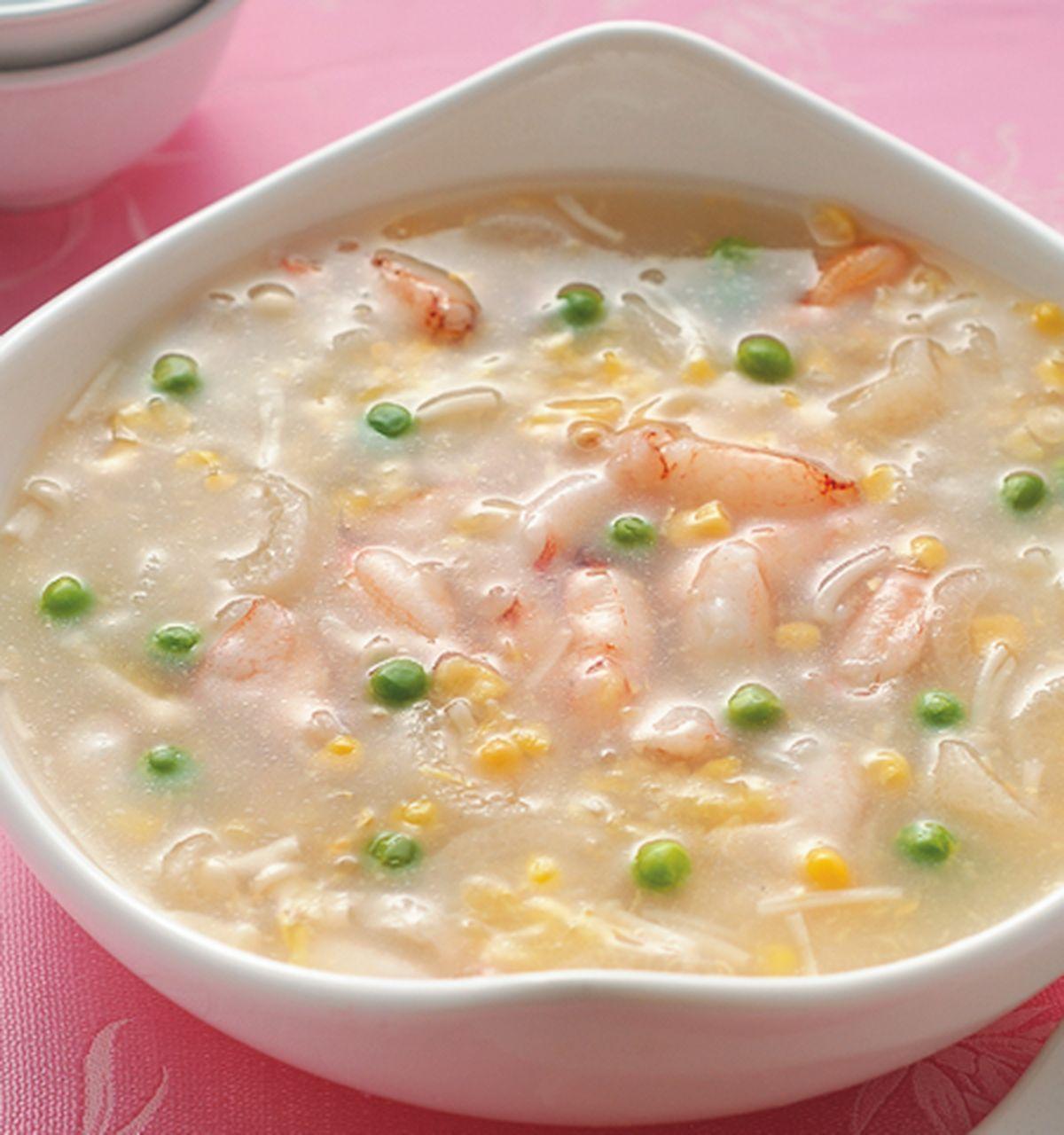 食譜:竹笙蟹肉羹