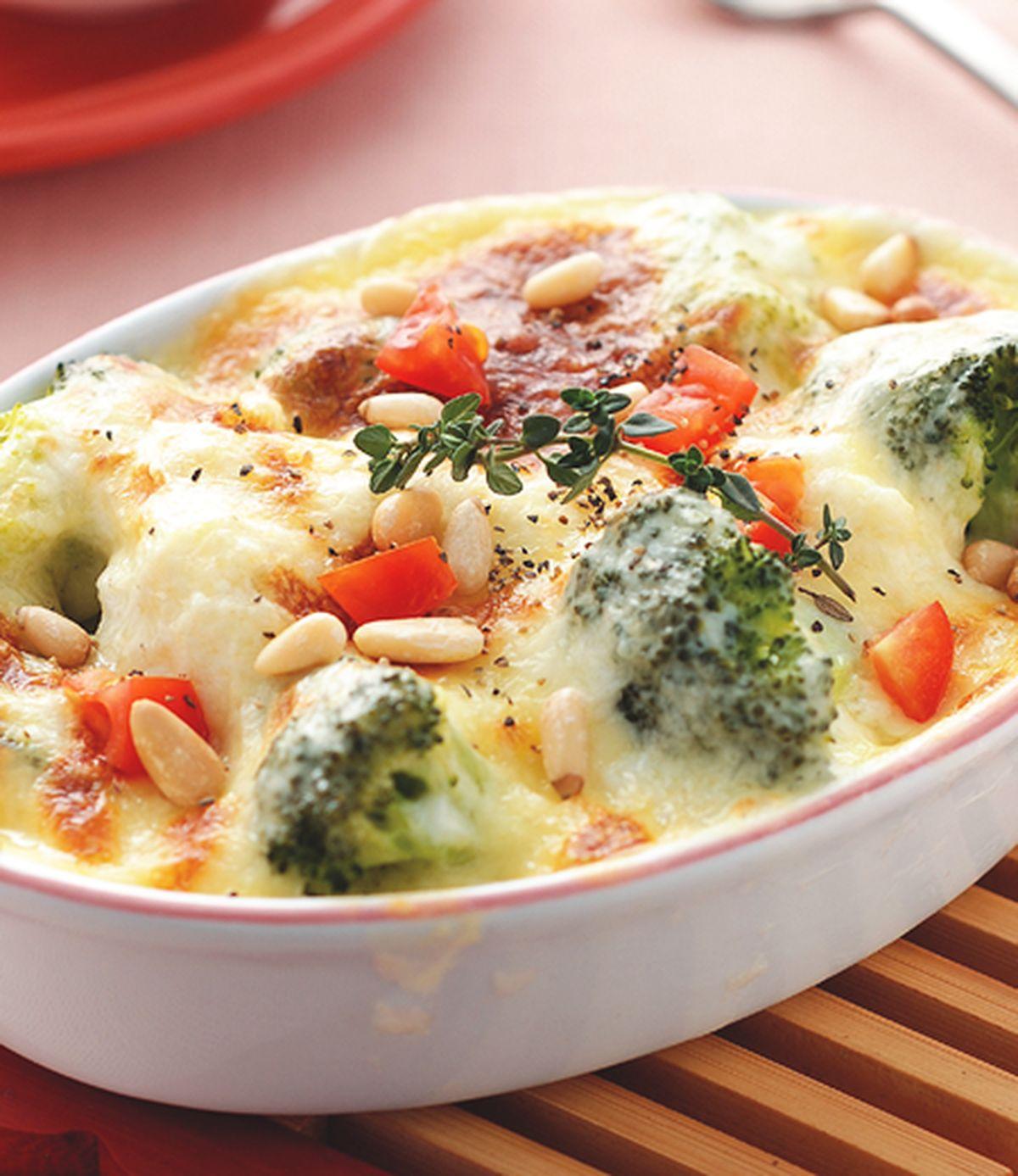 食譜:起司奶油花椰菜