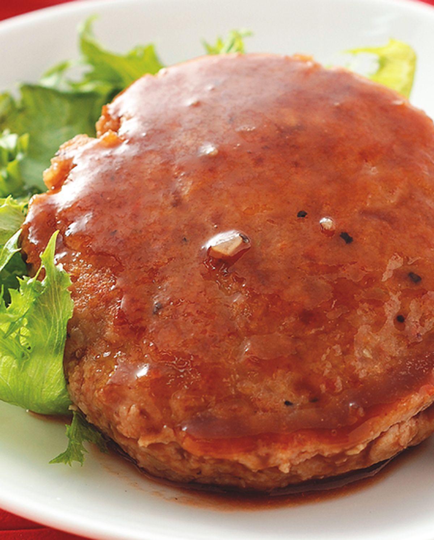食譜:多汁漢堡肉排