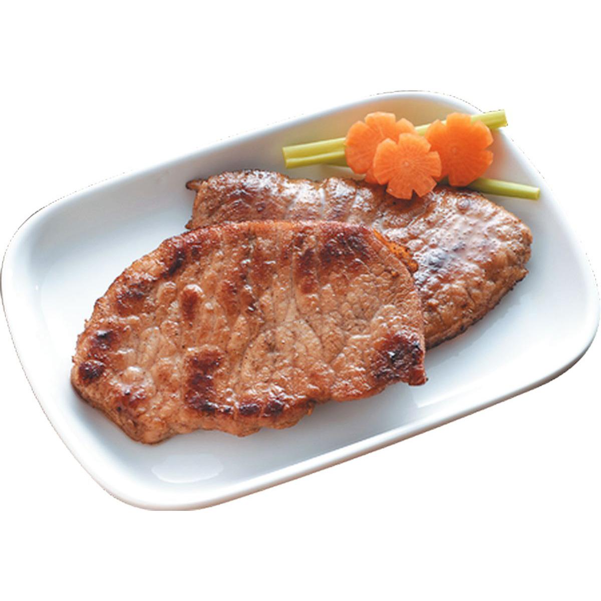 食譜:香煎豬排