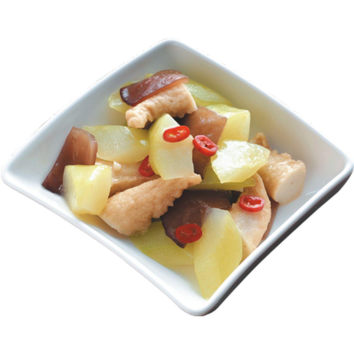 食譜:黃瓜炒甜不辣