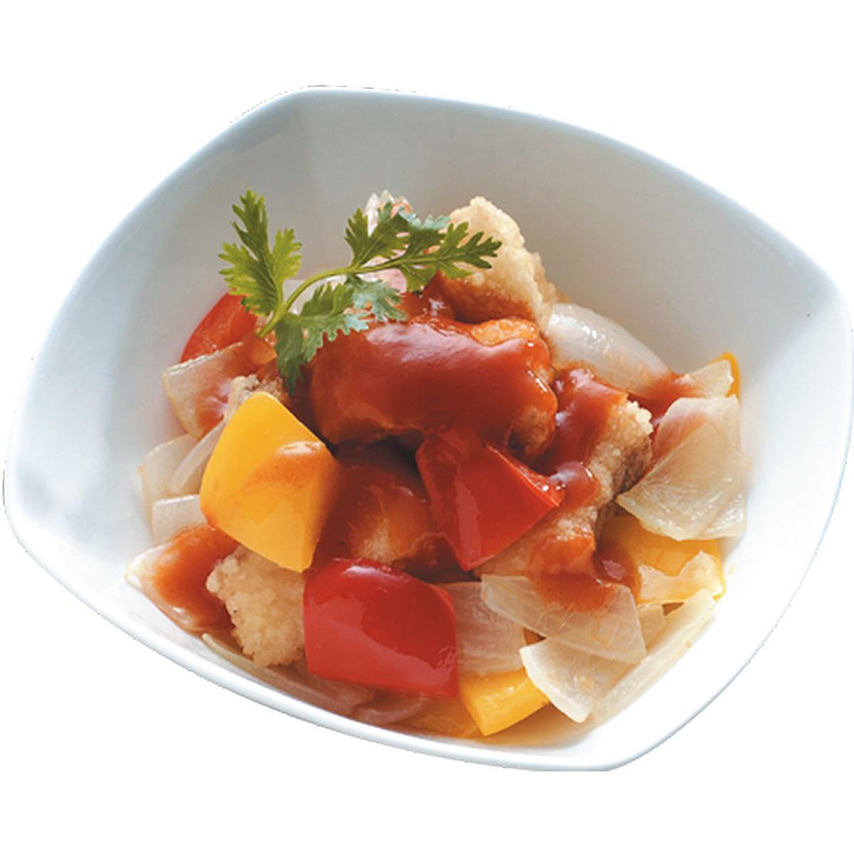 食譜:茄汁魚片(2)