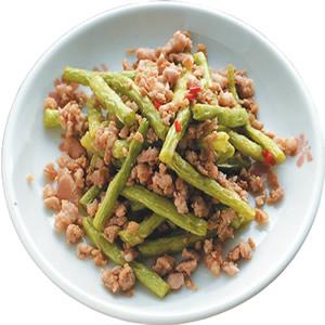 乾扁四季豆(1)