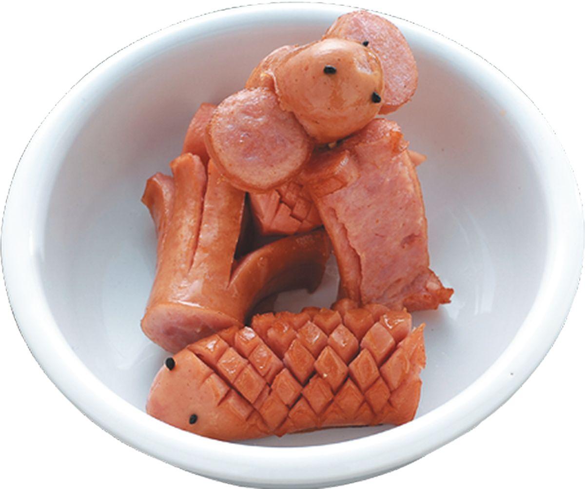 食譜:德式香腸