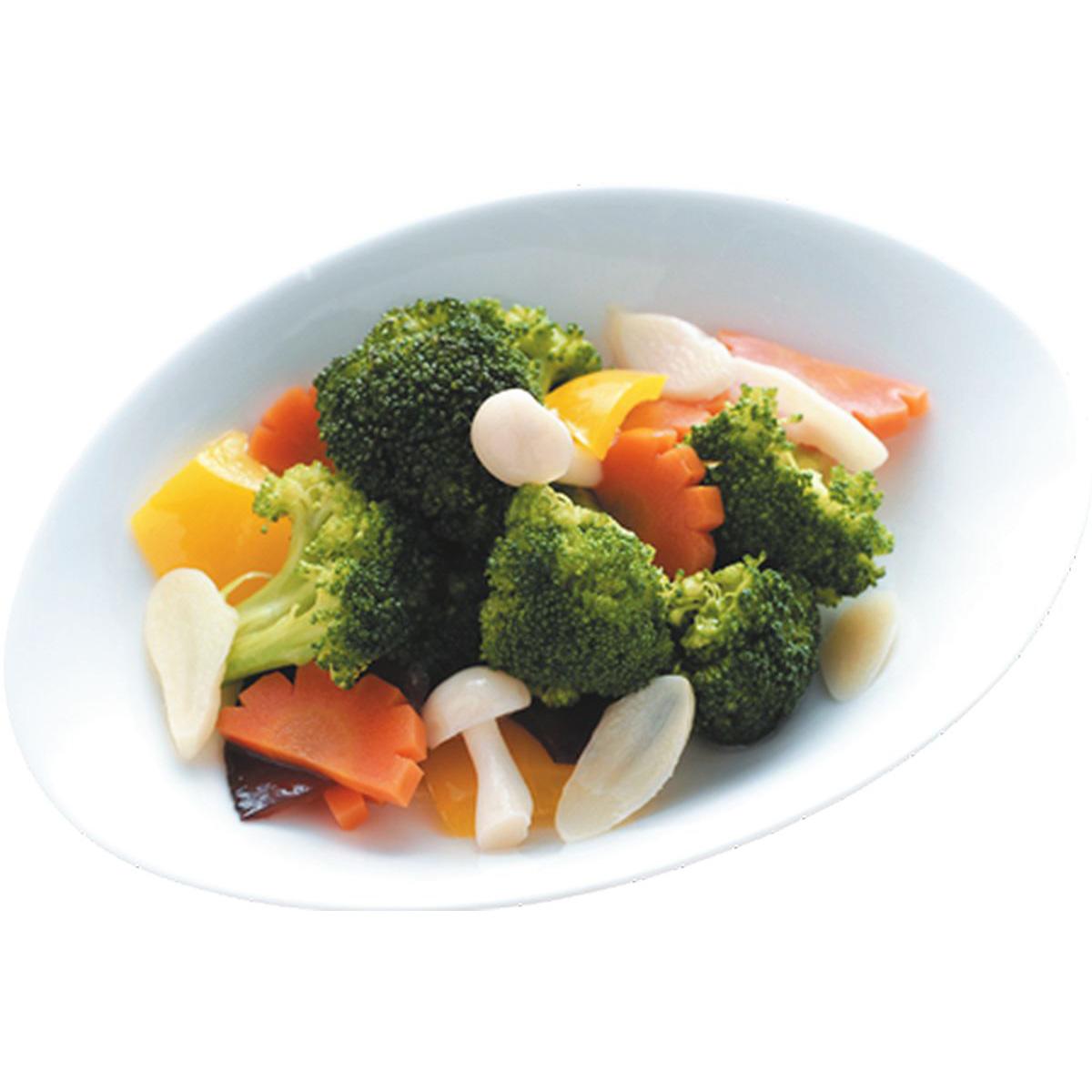 食譜:炒青花椰菜