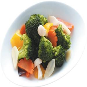 炒青花椰菜