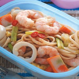 海鮮炒麵(1)