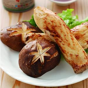香烤杏飽菇