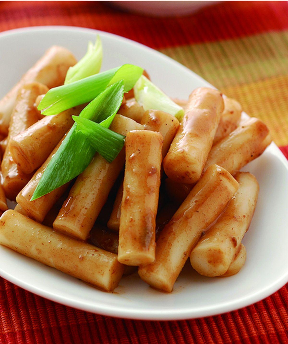 食譜:烤韓式年糕
