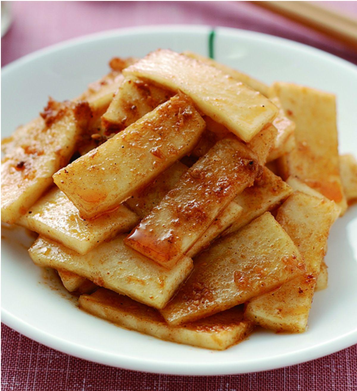 食譜:醃菜心(3)