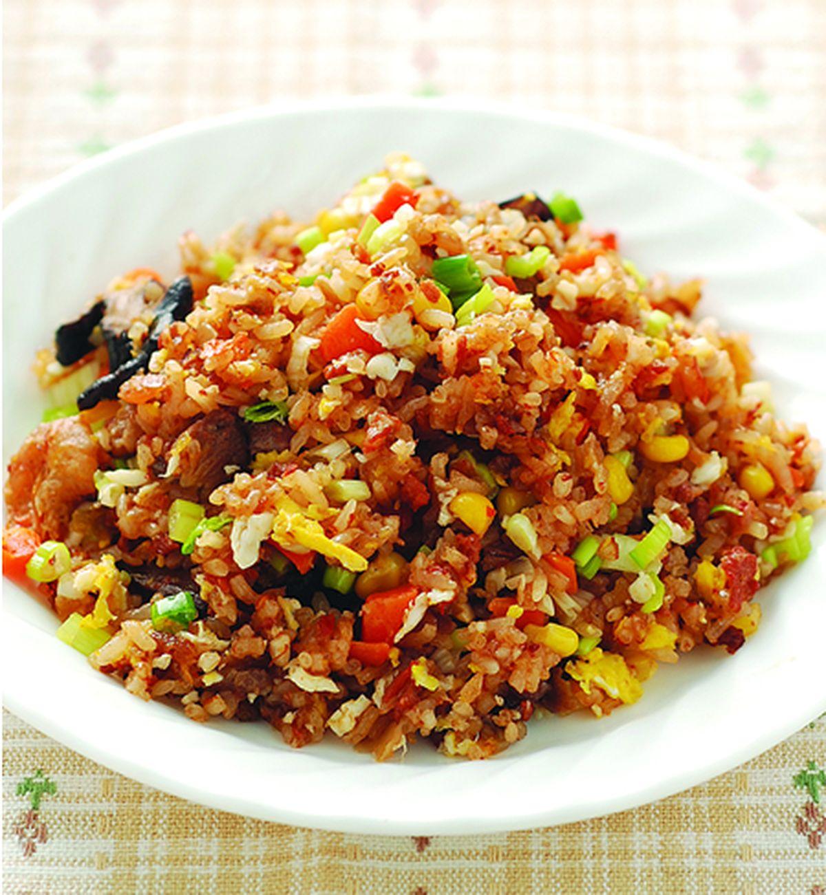 食譜:肉醬炒飯