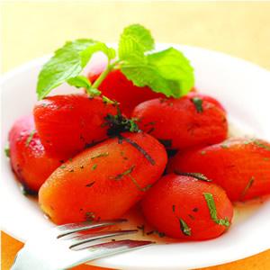 薄荷紫蘇蕃茄