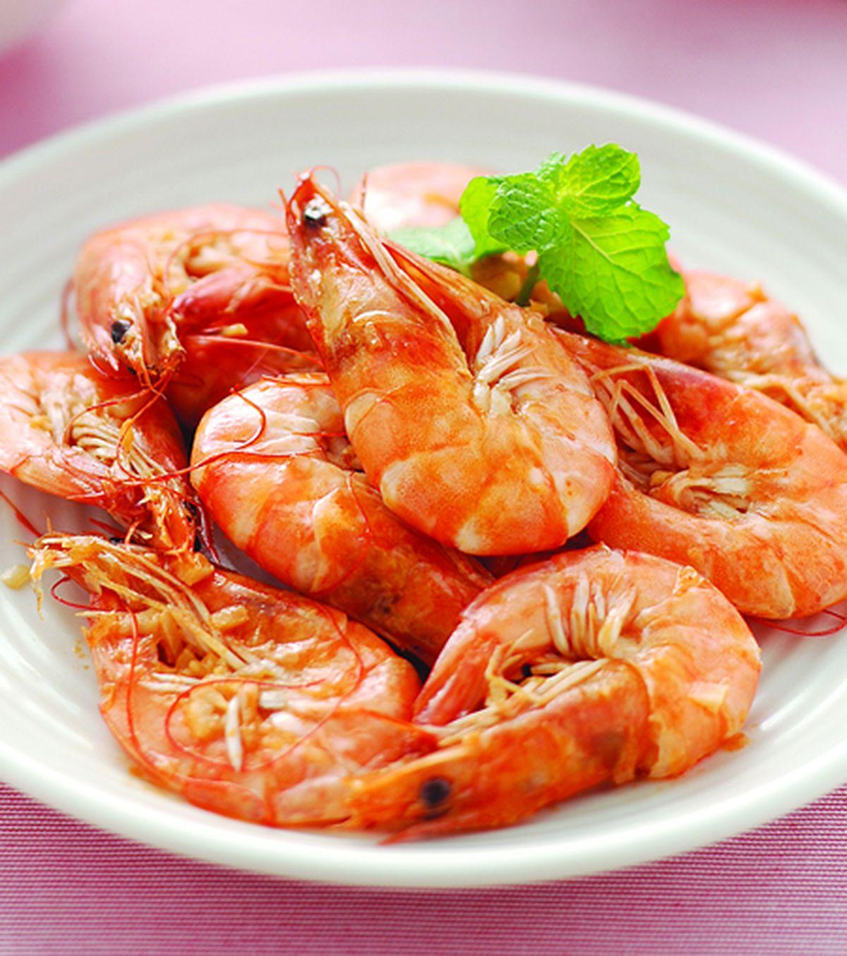 食譜:檸檬蝦