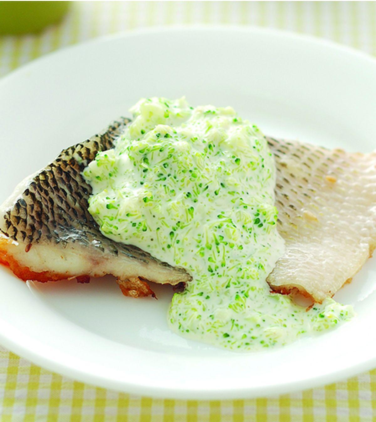 食譜:塔塔醬鱸魚