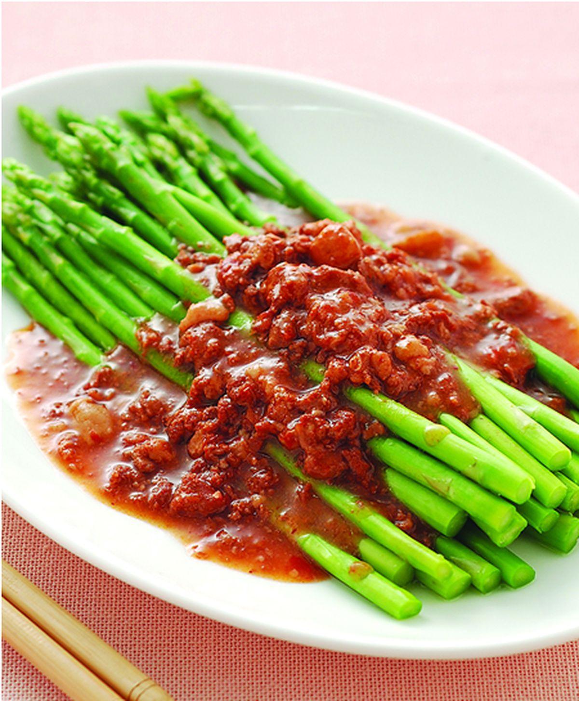 食譜:義式肉醬籚筍