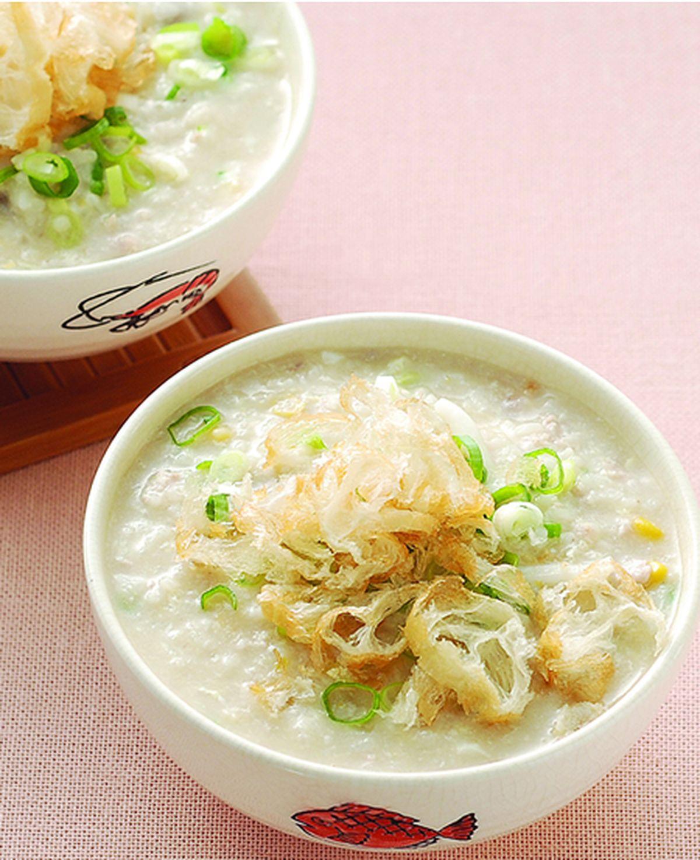 食譜:廣東粥