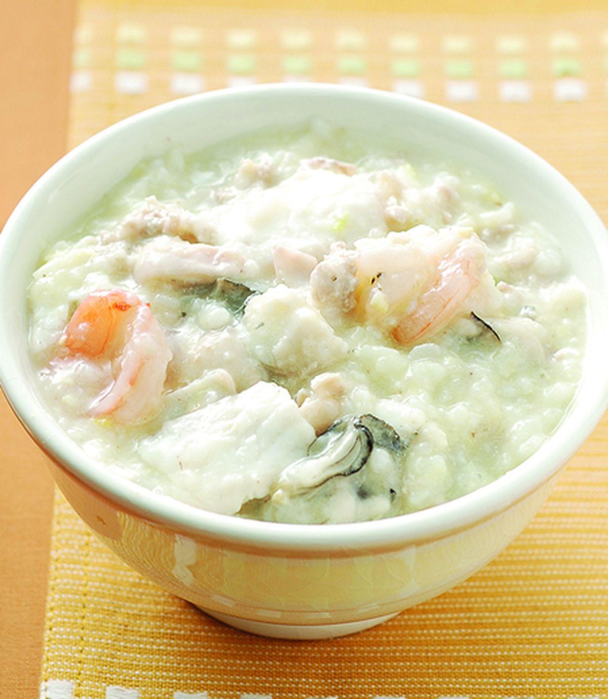 食譜:海鮮粥(4)