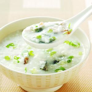 皮蛋瘦肉粥(3)