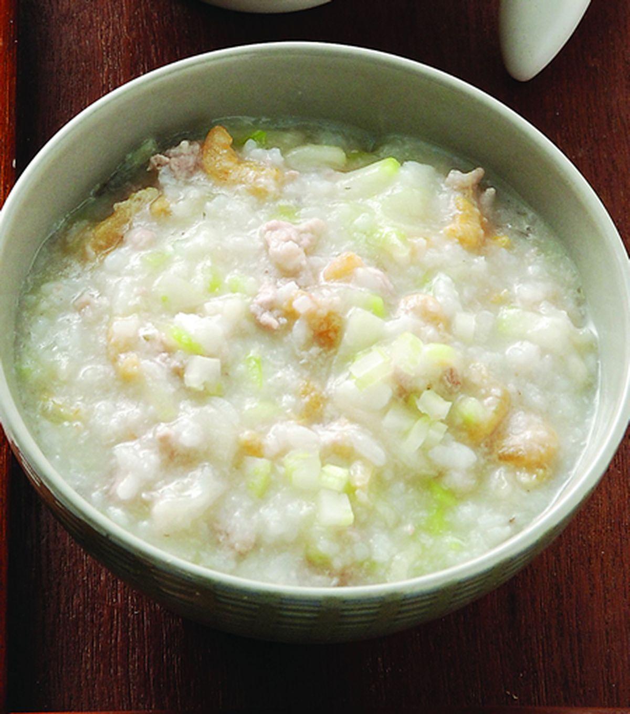 食譜:胡瓜鹹粥