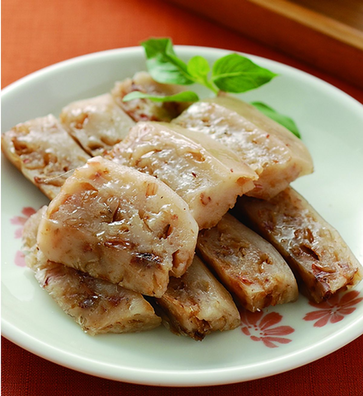 食譜:油蔥粿