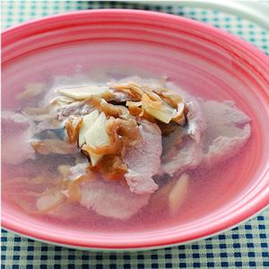 福菜肉片湯(1)