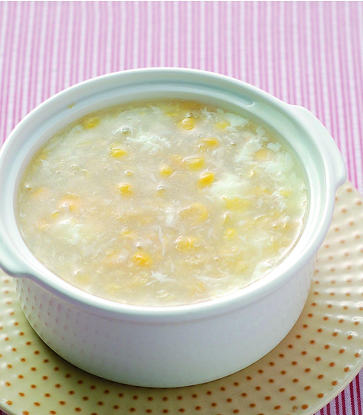 食譜:玉米濃湯(1)