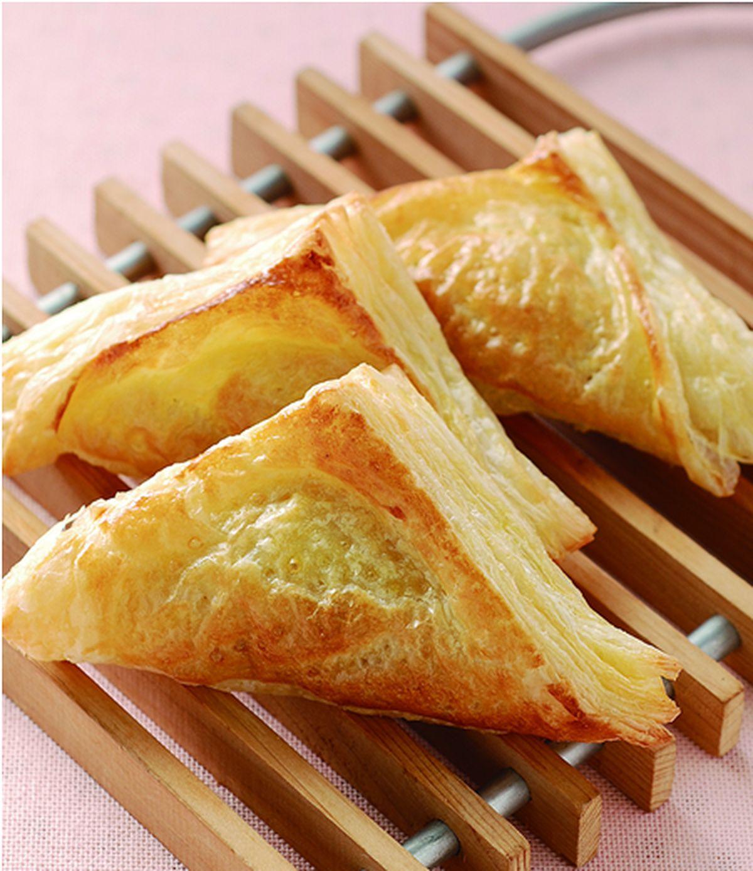 食譜:酥皮芋泥派