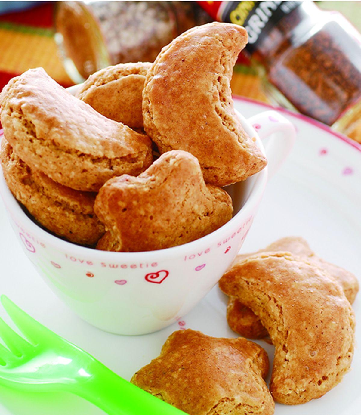 食譜:小星星月亮餅乾