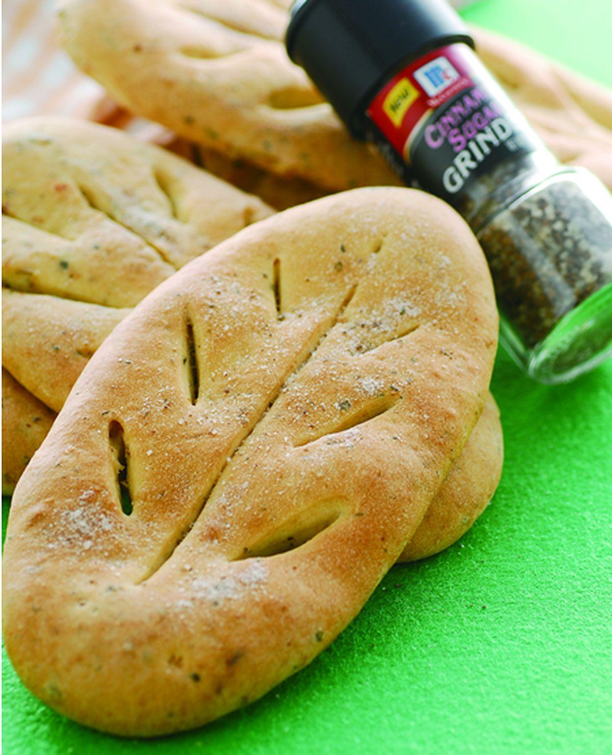 食譜:香草麵包