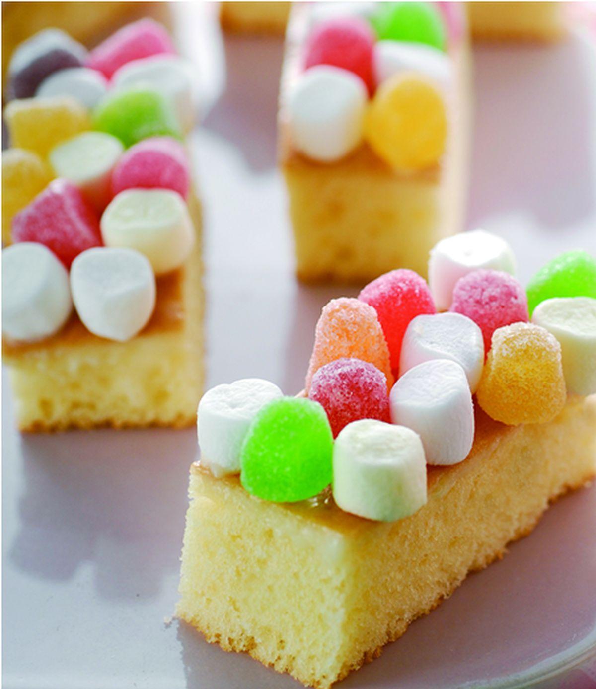 食譜:棉花糖蛋糕