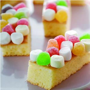 棉花糖蛋糕