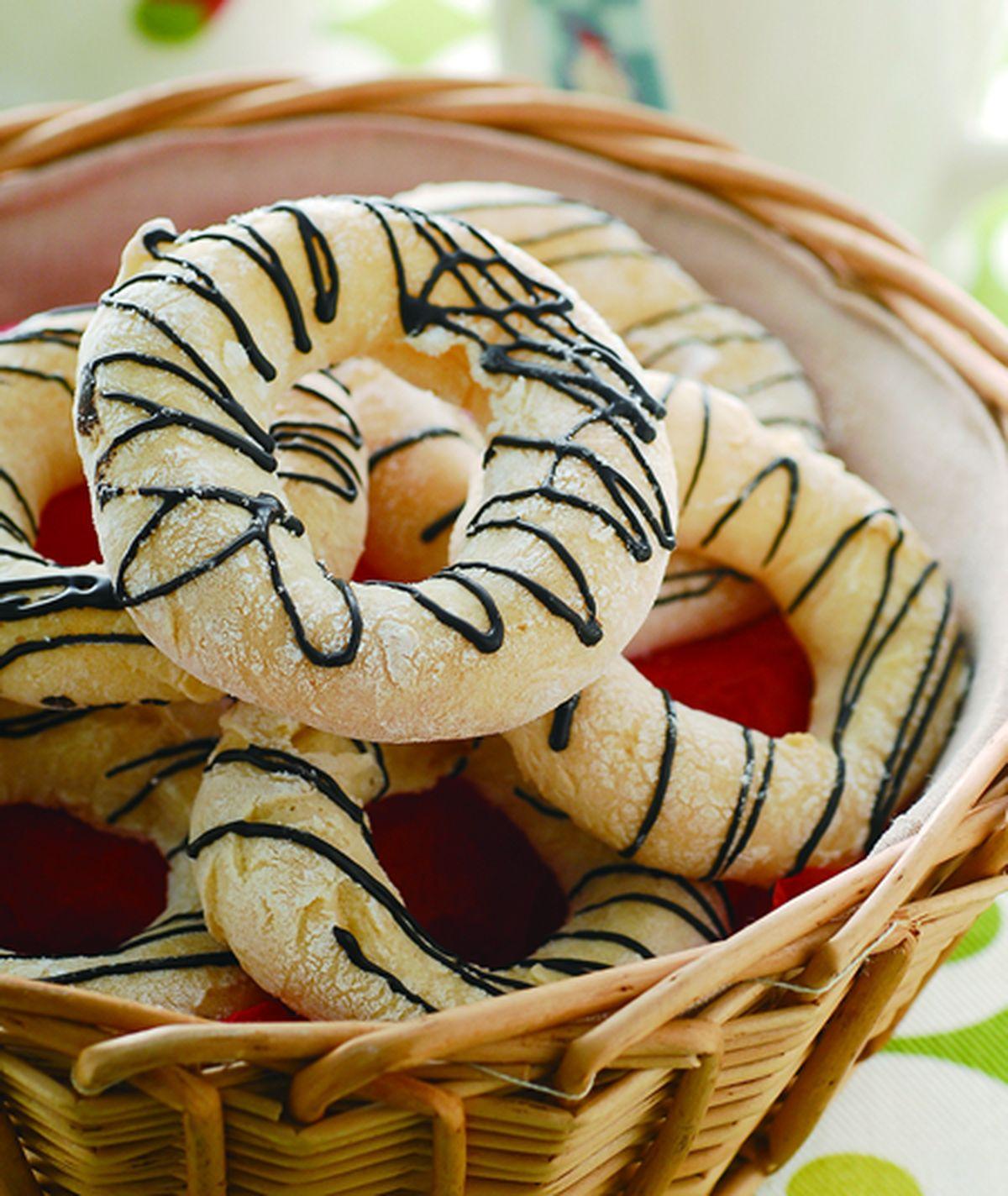 食譜:香Q甜甜圈