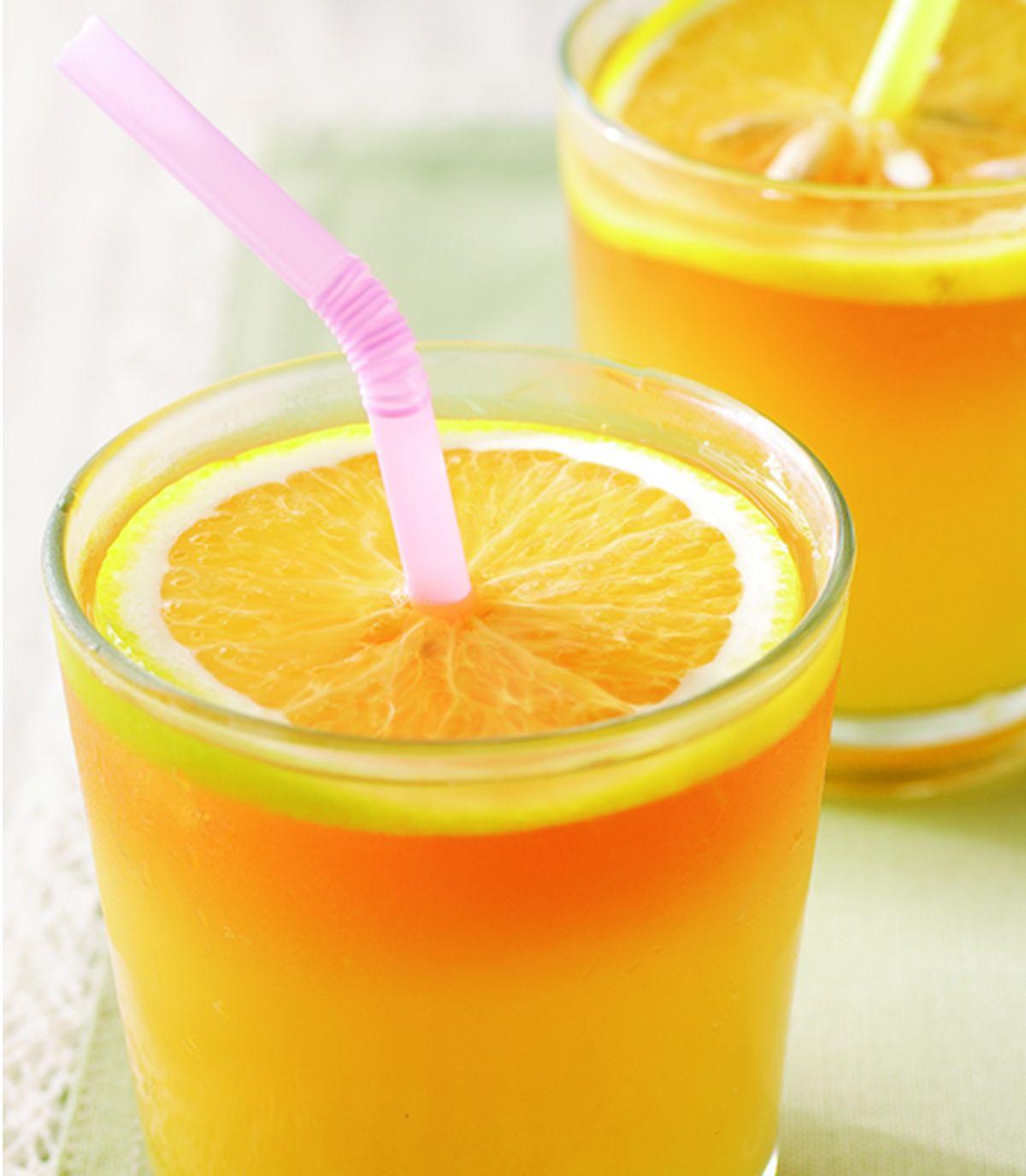 食譜:柳橙紅茶(1)